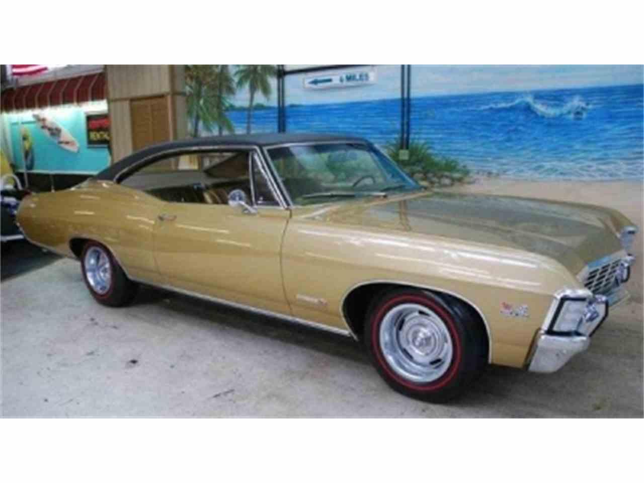 1967 Chevrolet Impala for Sale - CC-1018002