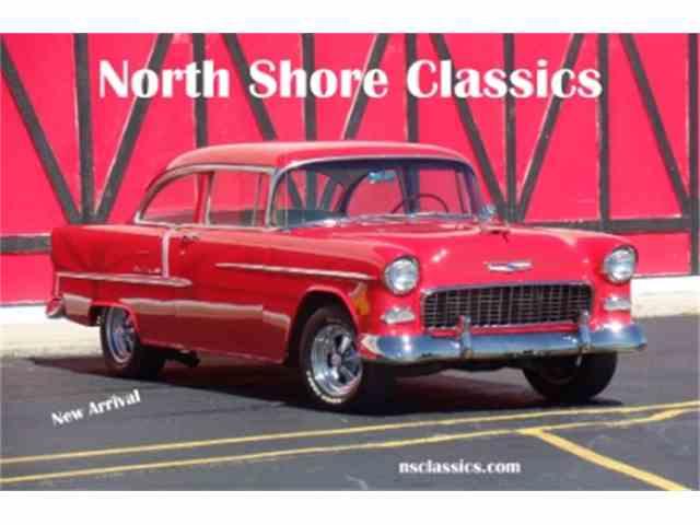 1955 Chevrolet Bel Air   1018008
