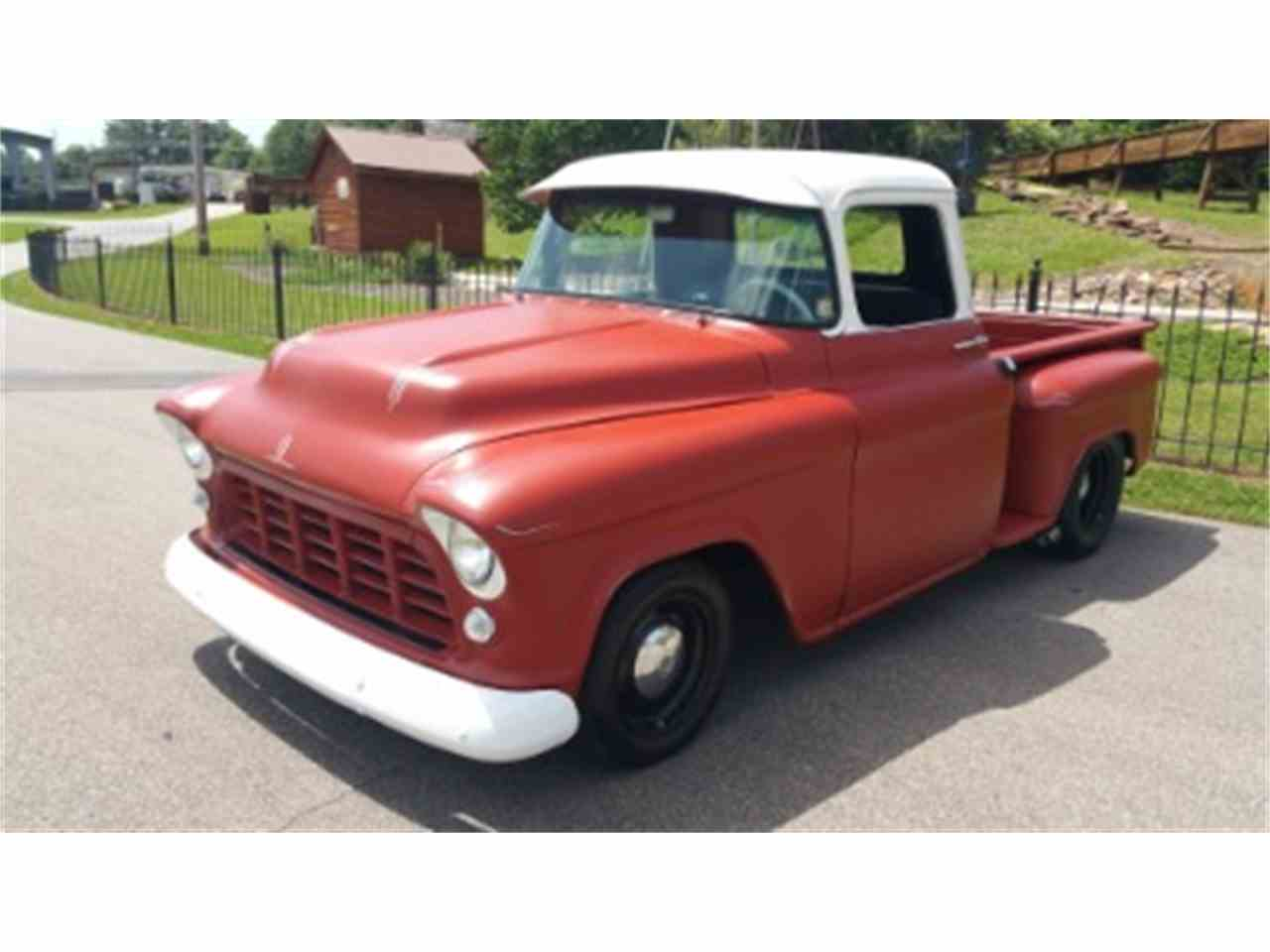 Large Picture of 1955 Chevrolet 3100 Offered by North Shore Classics - LTI1
