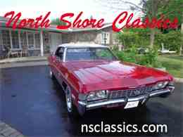 1968 Chevrolet Impala for Sale - CC-1018011