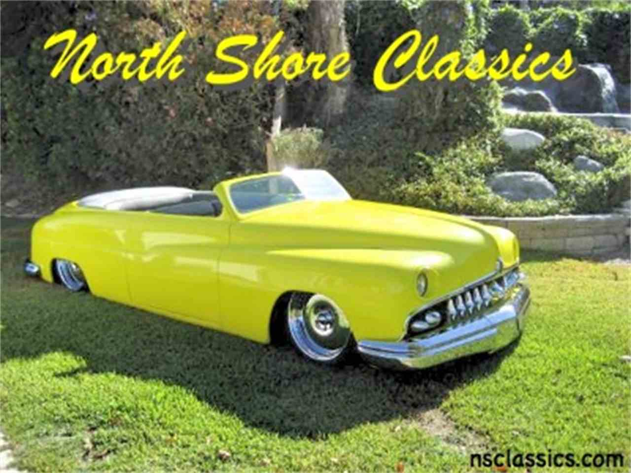 Large Picture of Classic 1949 Lincoln Custom located in Palatine Illinois - $58,750.00 Offered by North Shore Classics - LTI4