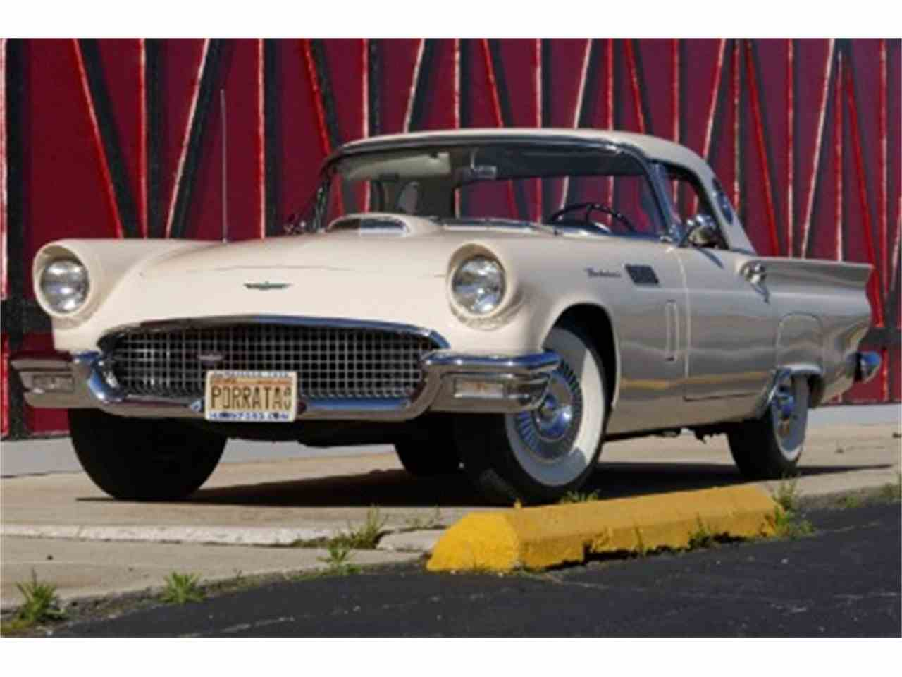 Large Picture of '57 Thunderbird - LTIB