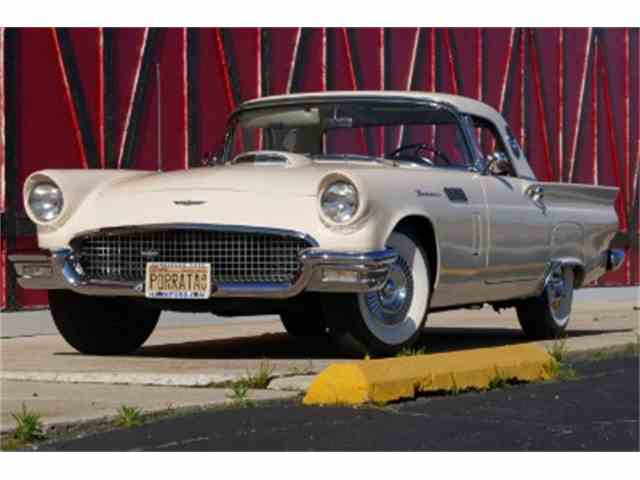 1957 Ford Thunderbird | 1018019