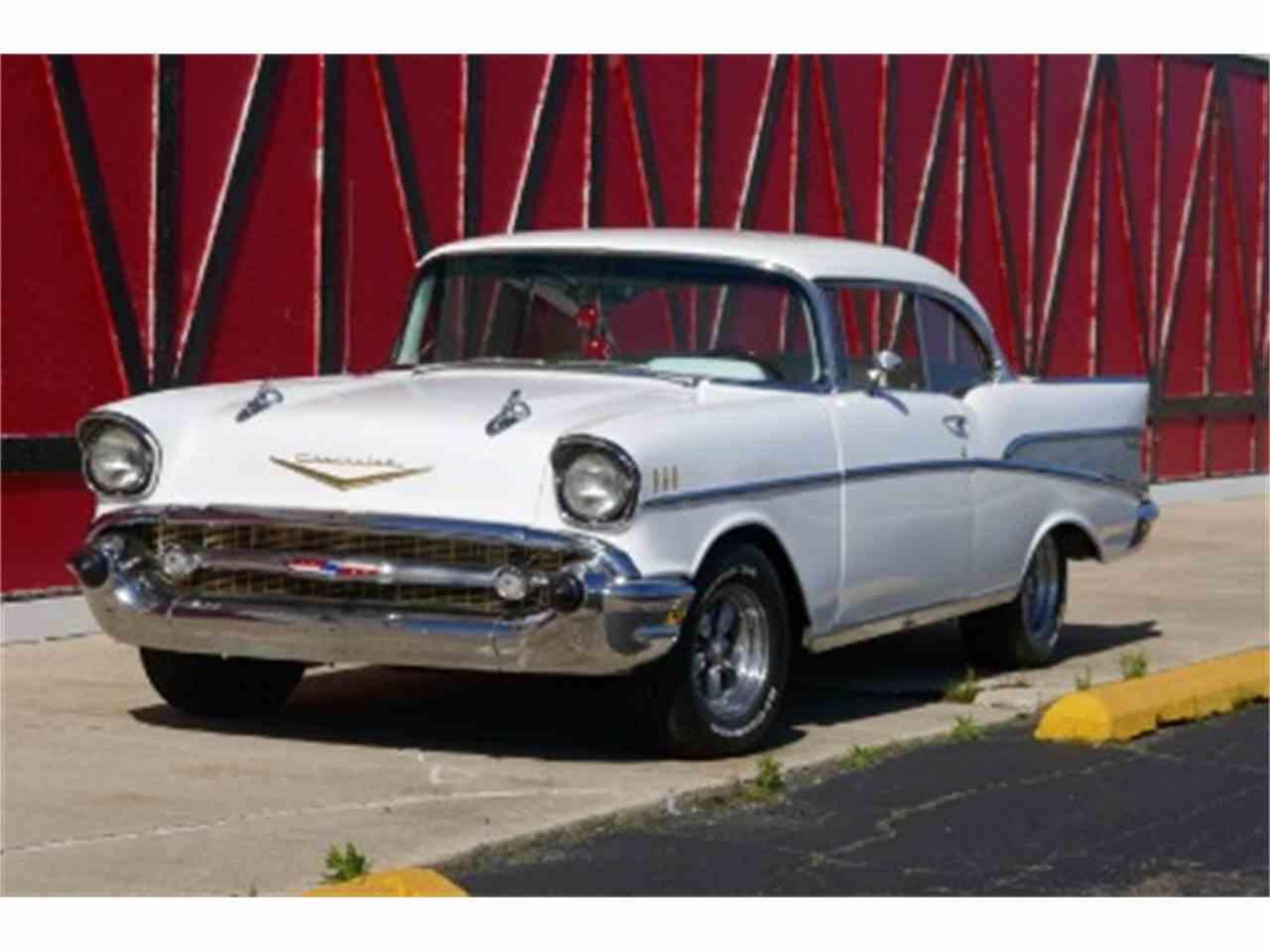 Large Picture of 1957 Bel Air - $47,500.00 - LTID