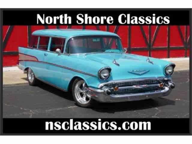 1957 Chevrolet 210 | 1018023