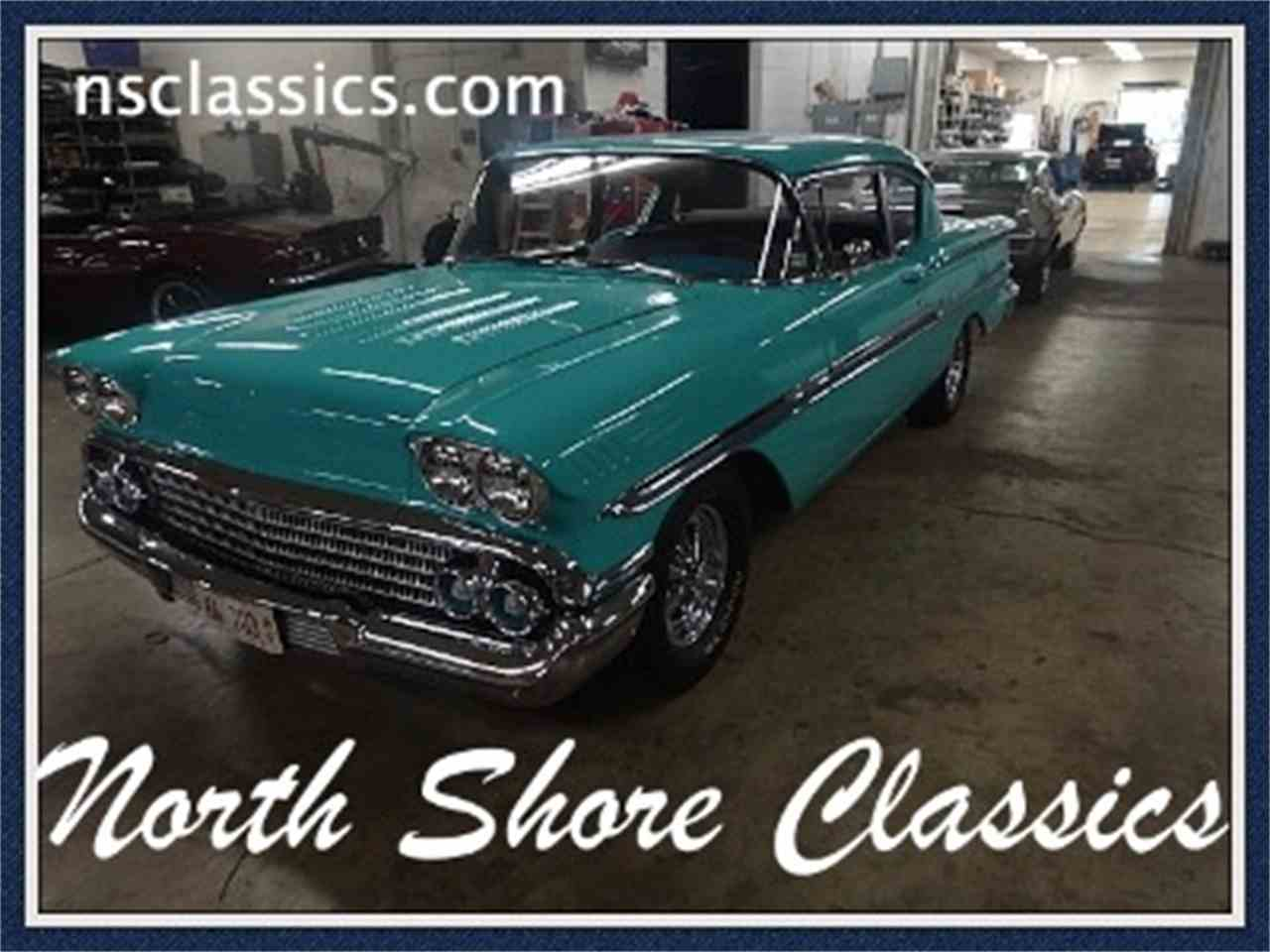 Large Picture of 1958 Chevrolet Biscayne - $28,500.00 - LTIH
