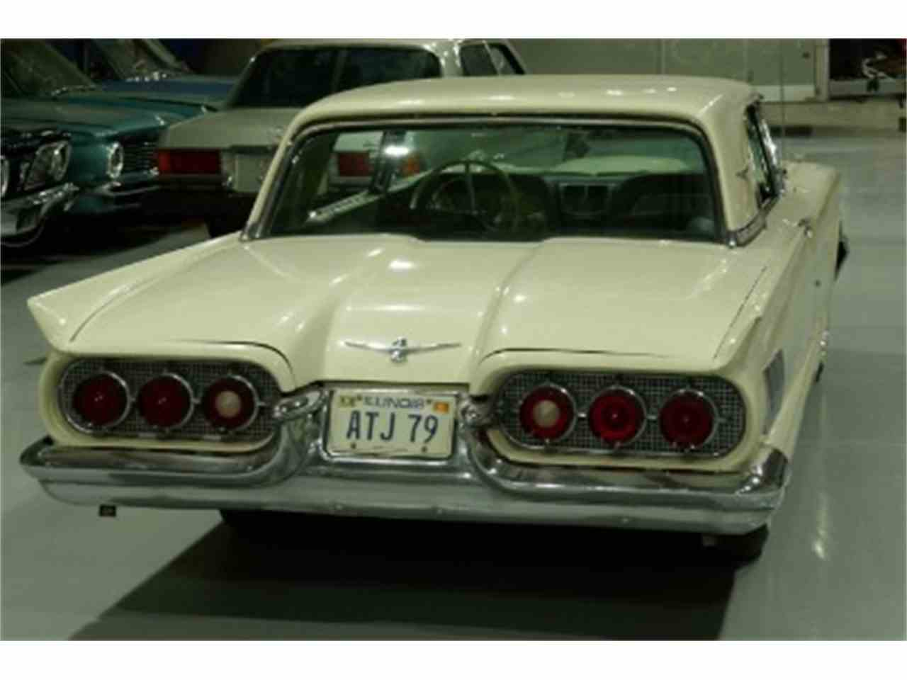 Large Picture of '60 Thunderbird - LTIL