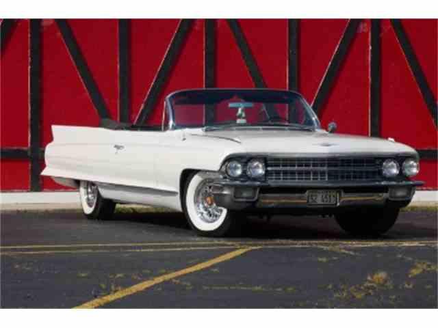 1962 Cadillac Series 62 | 1018034