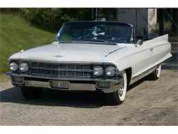 1962 Cadillac Series 62 for Sale - CC-1018034