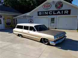 Picture of Classic '63 Chevrolet Bel Air Offered by North Shore Classics - LTIU