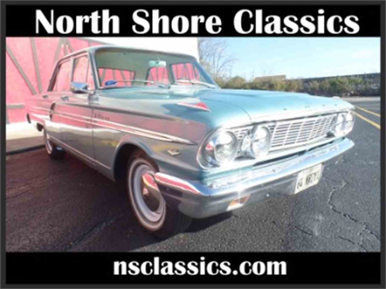 Large Picture of Classic 1964 Fairlane - $13,900.00 Offered by North Shore Classics - LTIX