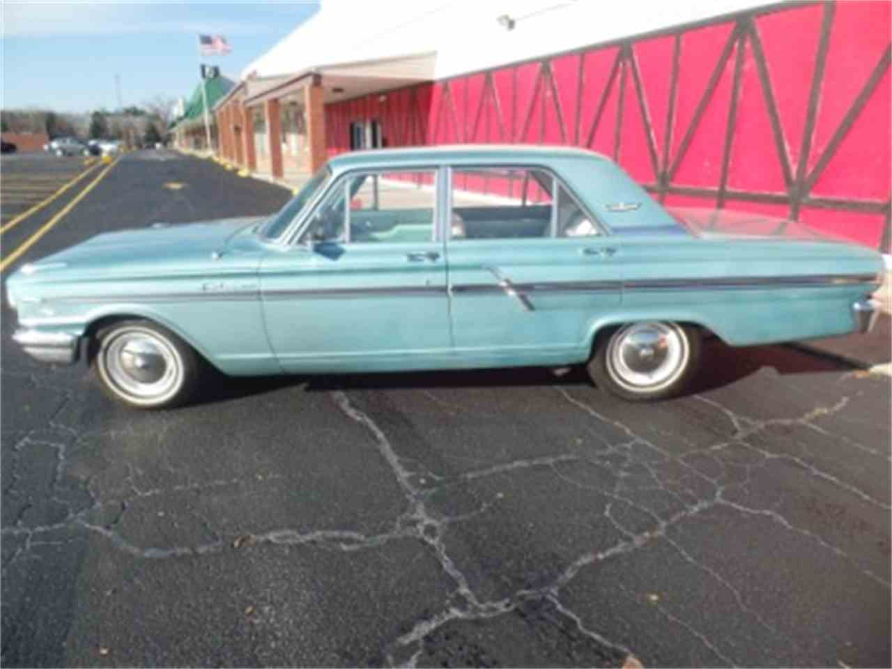 Large Picture of Classic 1964 Ford Fairlane - LTIX
