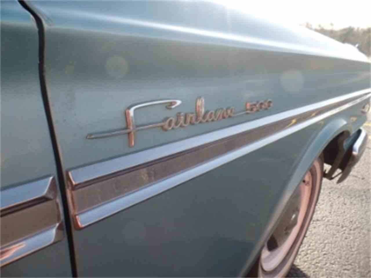 Large Picture of '64 Ford Fairlane located in Palatine Illinois - $13,900.00 - LTIX