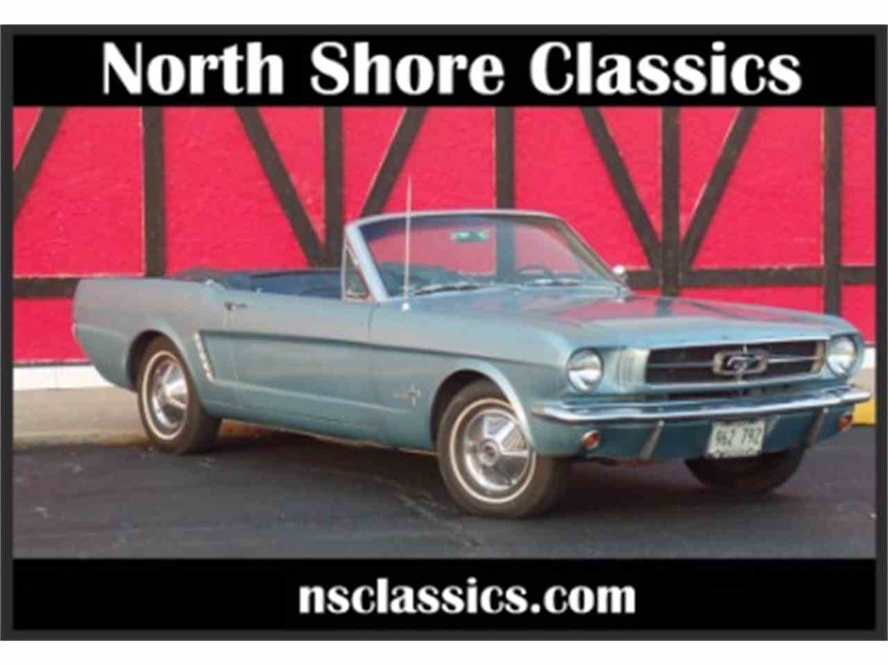 1965 Ford Mustang for Sale - CC-1018049