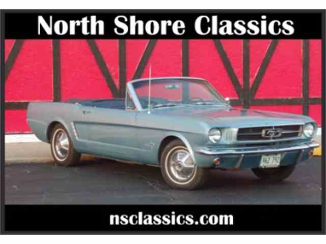 1965 Ford Mustang   1018049