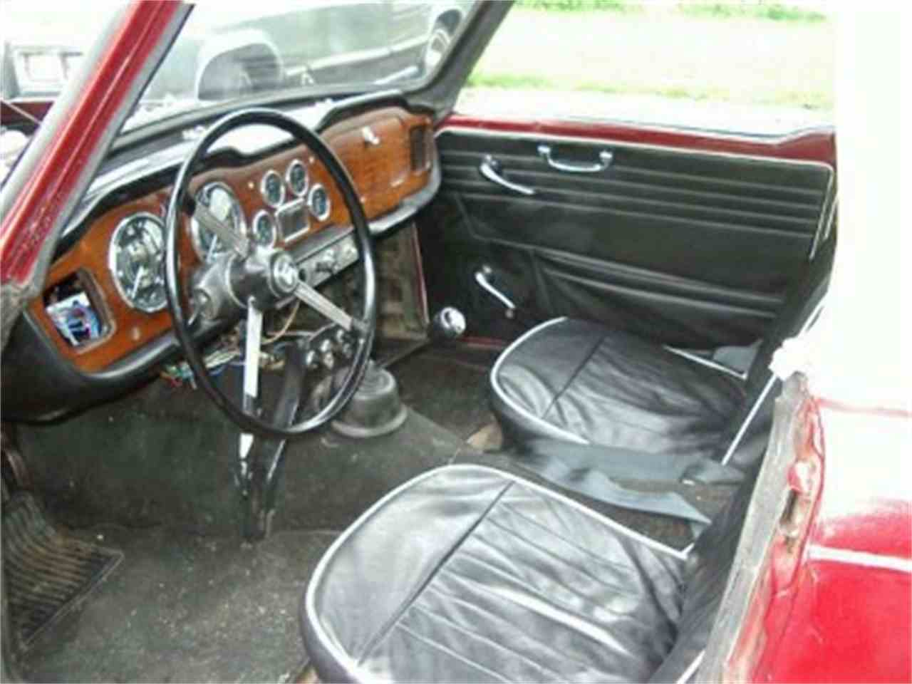 Large Picture of '65 TR4 - LTJ6