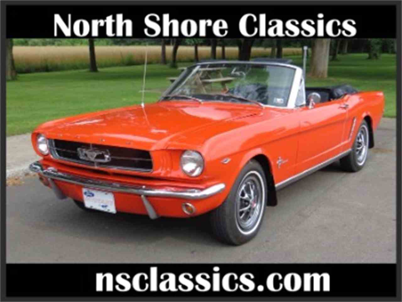 Large Picture of 1965 Mustang located in Palatine Illinois - $32,500.00 - LTJF