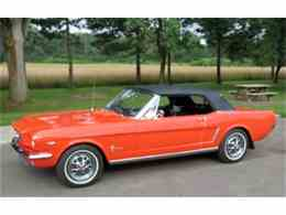 Picture of 1965 Mustang located in Palatine Illinois - $32,500.00 Offered by North Shore Classics - LTJF