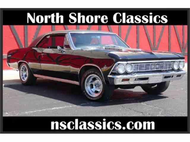1966 Chevrolet Chevelle | 1018066