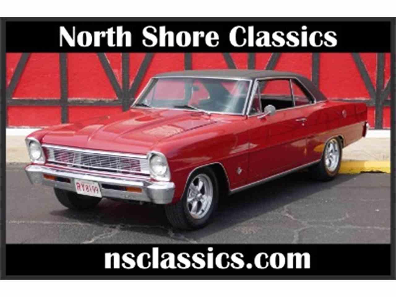 1966 Chevrolet Nova for Sale - CC-1018068