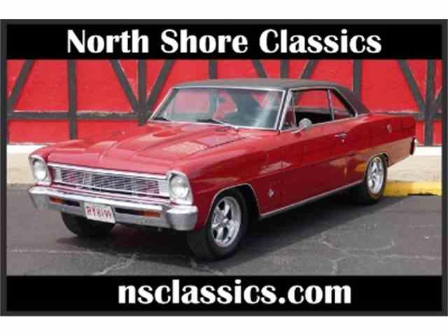 1966 Chevrolet Nova | 1018068