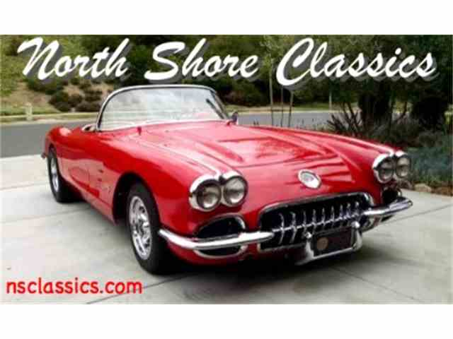 Picture of '58 Corvette - LTJR