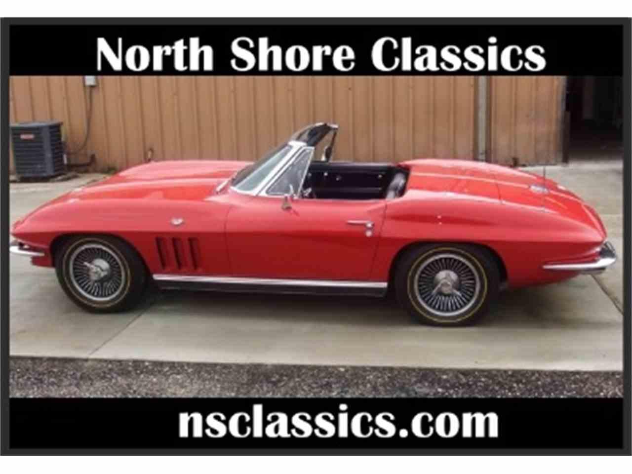 Large Picture of '66 Corvette - LTJS