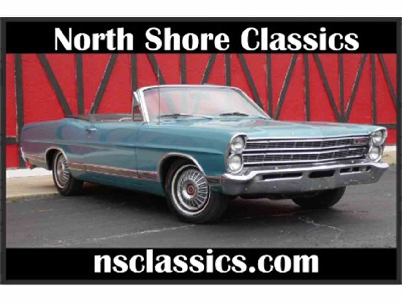 Large Picture of Classic '67 Ford Galaxie located in Illinois - $16,000.00 - LTJV