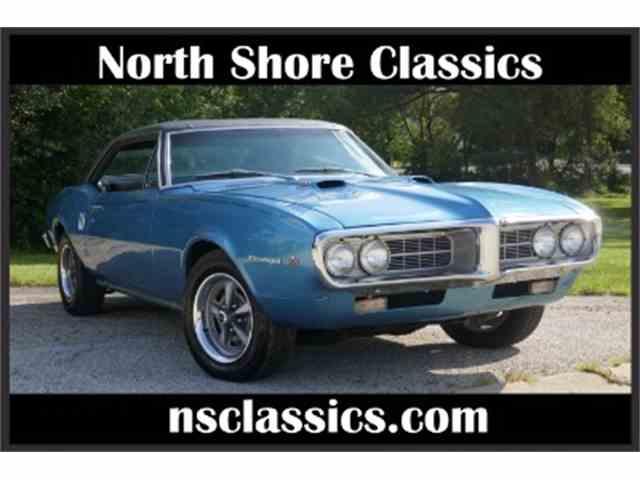 1967 Pontiac Firebird | 1018076