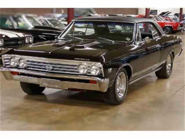 1967 Chevrolet Chevelle | 1018078