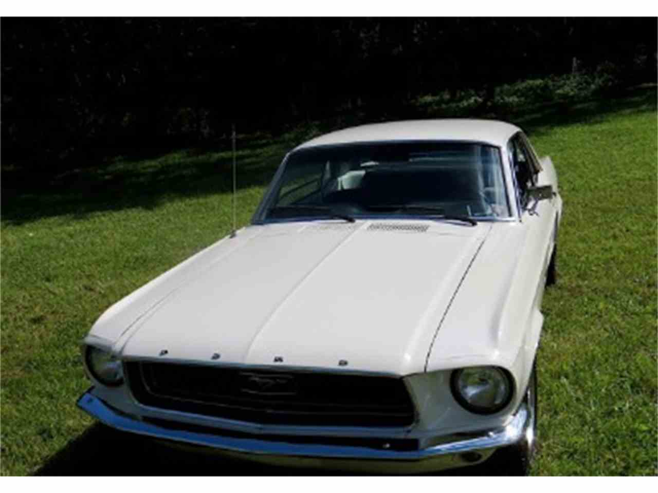 Large Picture of '68 Mustang - LTJZ