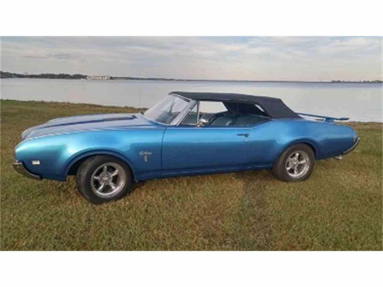 Large Picture of '68 Cutlass - LTK0