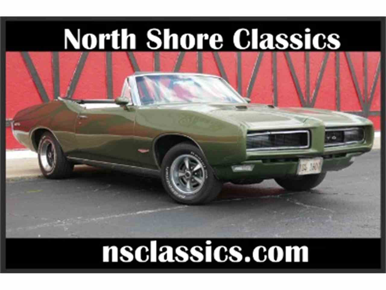 Large Picture of 1968 Pontiac GTO - $42,500.00 - LTK1