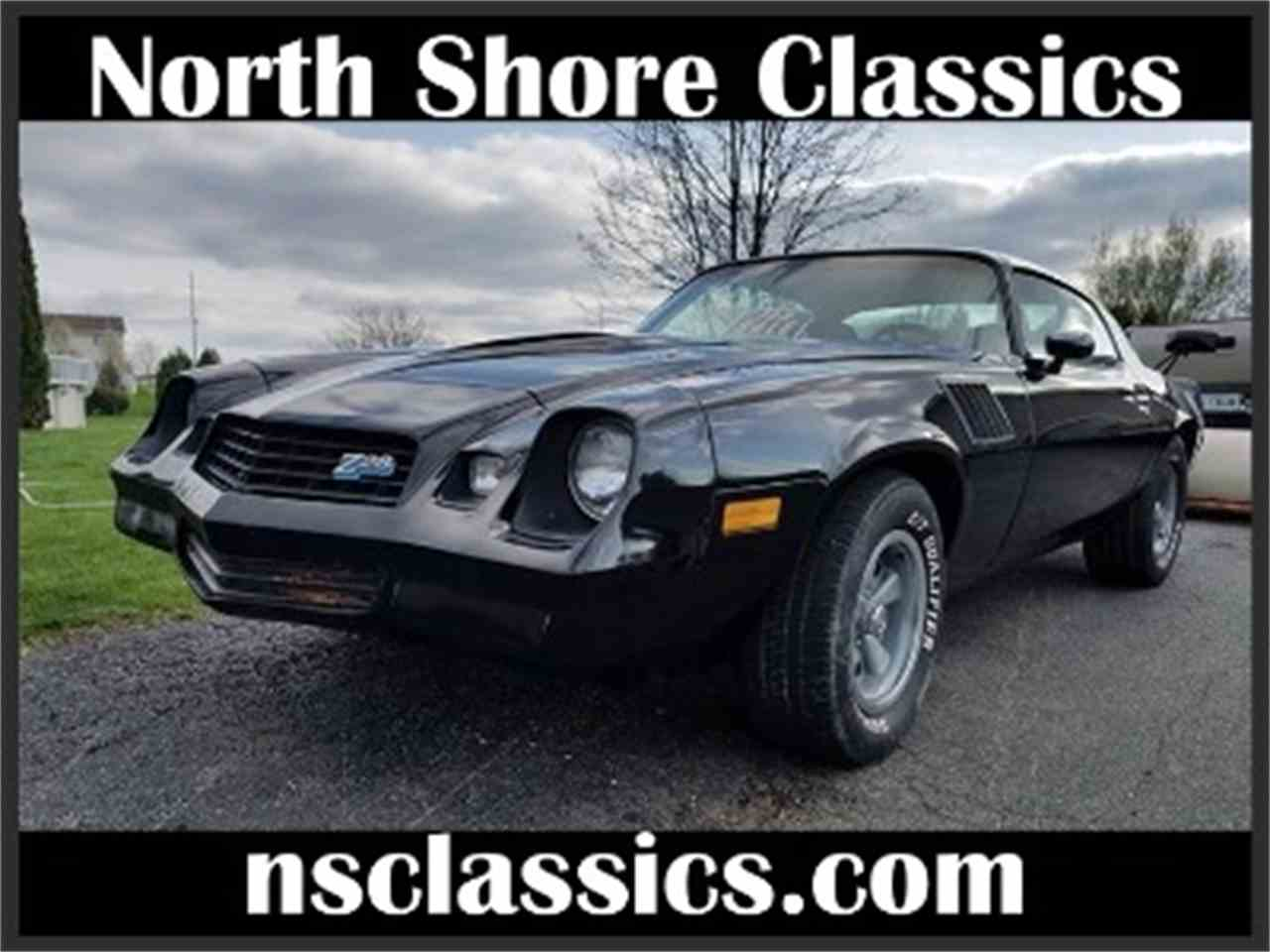 Large Picture of '78 Camaro located in Illinois Offered by North Shore Classics - LTK3