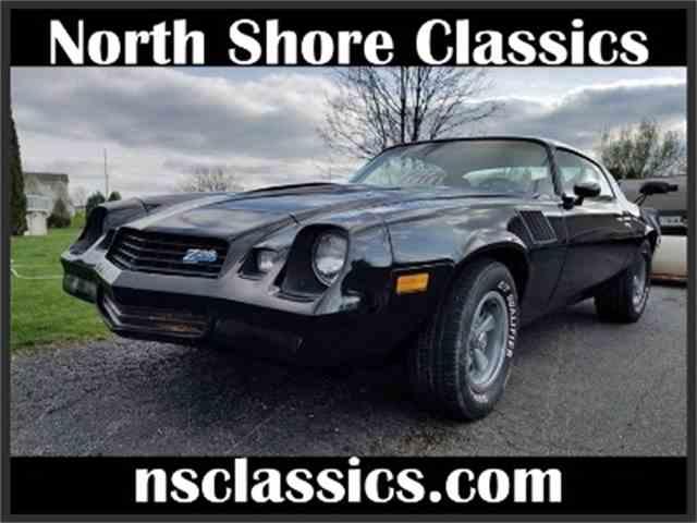 1978 Chevrolet Camaro | 1018083