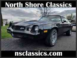 Picture of 1978 Camaro - $9,995.00 Offered by North Shore Classics - LTK3