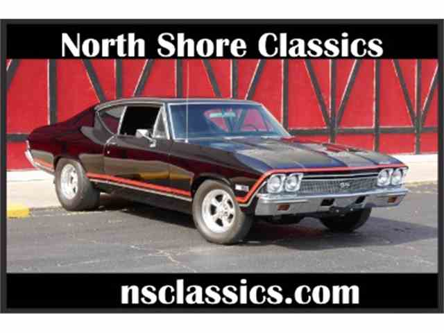 1968 Chevrolet Chevelle | 1018086