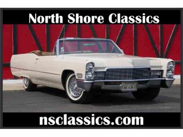 1968 Cadillac DeVille | 1018087