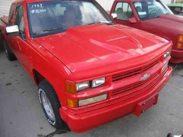 1989 Chevrolet Pickup | 1010809