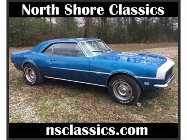 1968 Chevrolet Camaro | 1018091