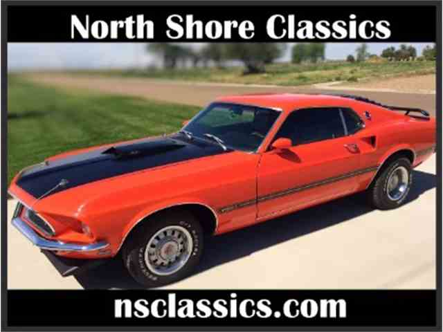 1969 Ford Mustang | 1018094