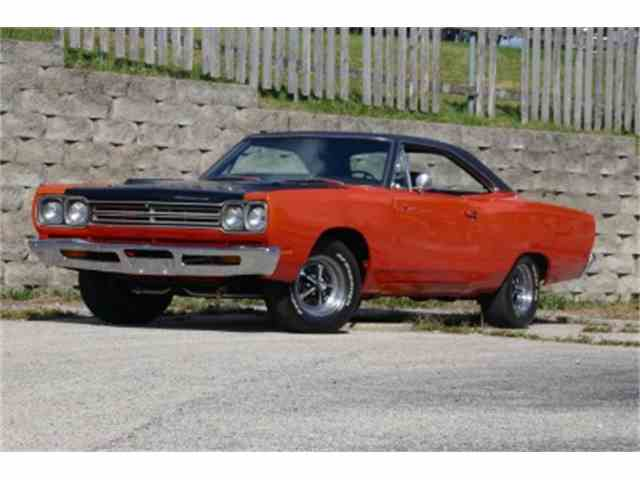 1969 Plymouth Road Runner   1018096