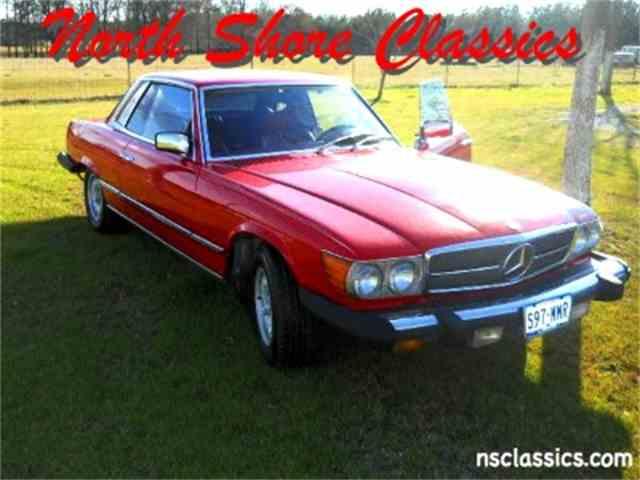 1978 Mercedes-Benz 450SLC | 1018097