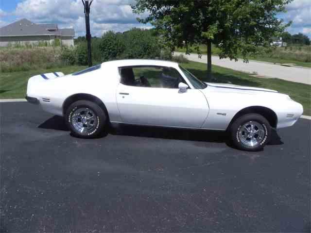 1970 Pontiac Firebird Formula | 1010081