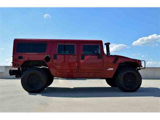 2000 Hummer H1 | 1018105