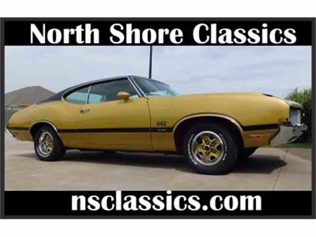 1970 Oldsmobile 442 | 1018107