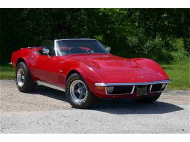 1971 Chevrolet Corvette | 1018111