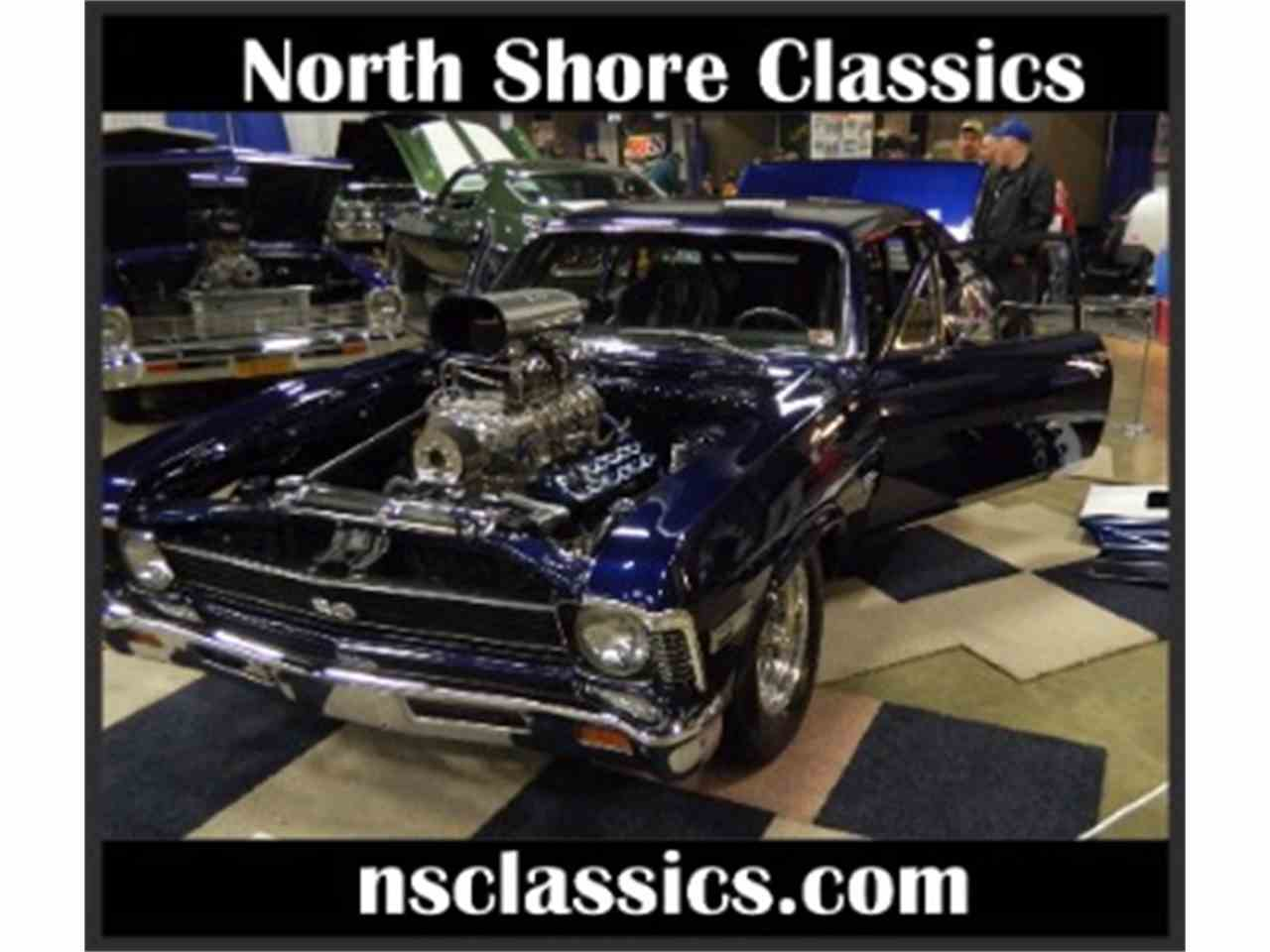 1969 Chevrolet Nova for Sale - CC-1018116