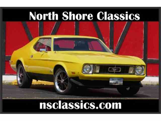 1973 Ford Mustang | 1018123