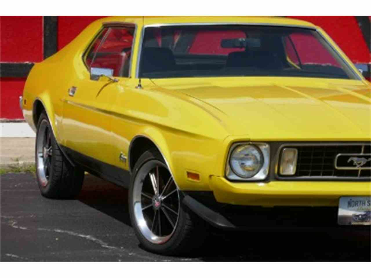 Large Picture of '73 Mustang - LTL7